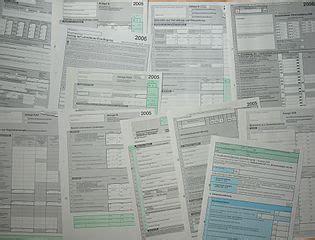 steuererklaerung steuerformulare