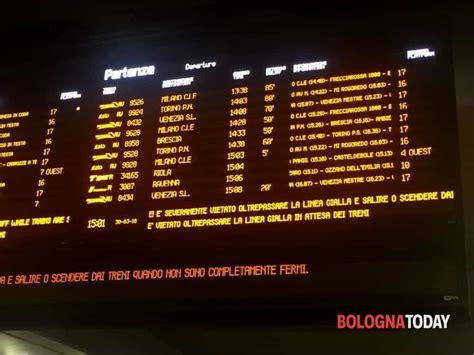 porto di genova arrivi tempo reale sciopero bologna la situazione dei treni