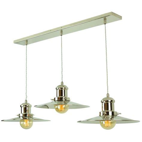 hanging lights kitchen island bar ceiling light with 3 hanging fisherman pendants