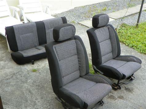 vends interieur gt turbo ph1 ph2 divers siège arrière