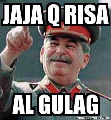 Gulag Memes - chiste de la 13 20