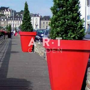 Jardiniere Plastique Gros Volume : gros pot de fleur pour jardin et terrasse pot carr d co papi ~ Dailycaller-alerts.com Idées de Décoration