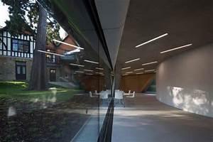 Edificio Investcorp: fotos de la obra completada (Zaha Hadid)