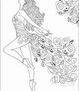Tap Coloring Pages Dance Getdrawings Getcolorings sketch template