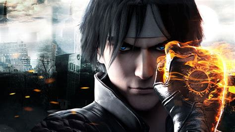 king  fighters cg animated series destiny  debut