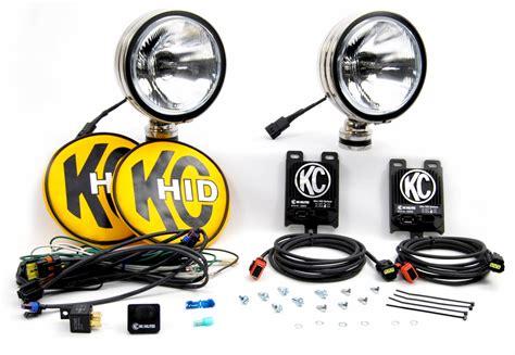 kc driving lights kc hilites hid daylighter driving light kit