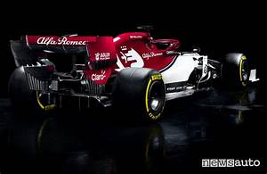 Alfa Romeo F1 : alfa romeo f1 2019 foto livrea nuova monoposto ~ Medecine-chirurgie-esthetiques.com Avis de Voitures