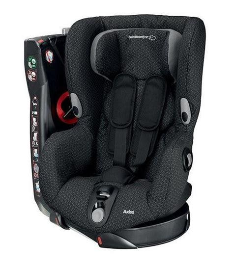 siege bebe confort axiss siège auto axiss black bébé confort les bébés du