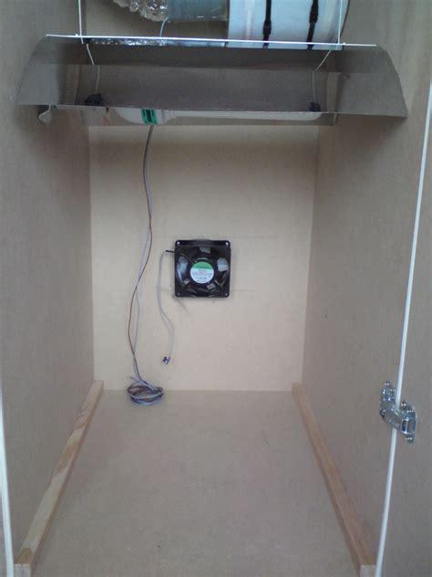 extracteur d air chambre de culture jdb placard 60x50x100 box home made