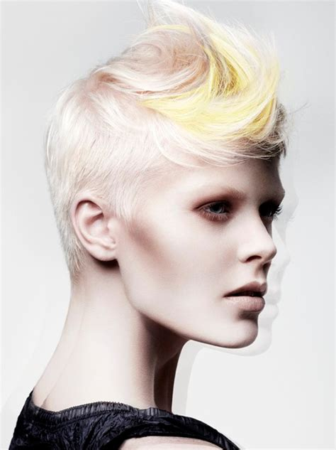 pictures new short punk hairstyles for women short