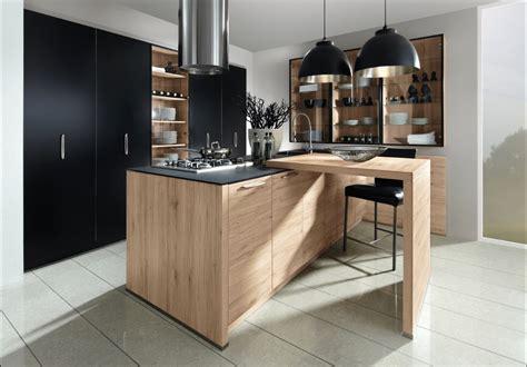 cuisine noir bois stunning cuisine noir bois inox gallery lalawgroup us