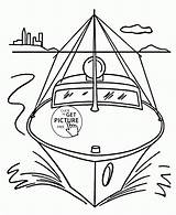 Coloring Boat Pages Speed Transportation Simple Drawing Wuppsy Boats Motor Printable Sheets Printables Toddlers Water Raft Easy Truck Getdrawings Getcolorings sketch template