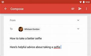 How to add a word or phrase to androids autocorrect for Google docs add autocorrect