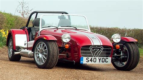 2013 Caterham Seven Limited Edition Pack Review