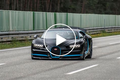 The chiron is also the most expensive, at $3 million. This Is How You Film A Bugatti Chiron At 250 MPH   CarBuzz