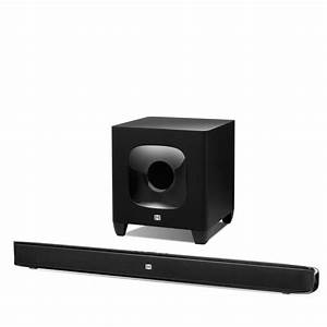 Jbl Sound System : cinema sb400 bluetooth soundbar speaker with wireless ~ Kayakingforconservation.com Haus und Dekorationen