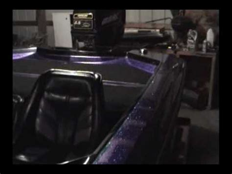 Bullet Bass Boats Review by Xdc 20 2000 Bullet Bass Boat Review Pt 1
