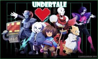 Undertale Art All Characters