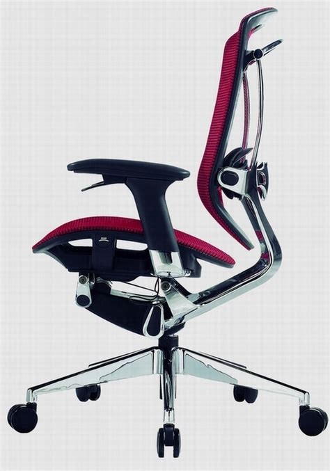 Office Chairs Designer by Ergonomic Modern Office Chair Design With Back Rest