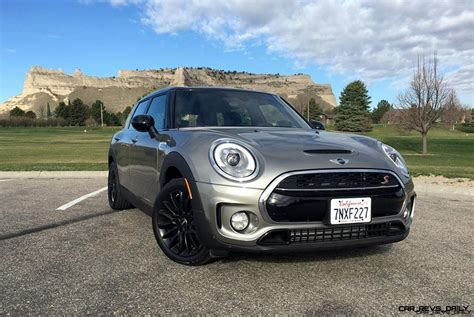 Review Mini Cooper Clubman by Road Test Review 2016 Mini Cooper S Clubman 187 News