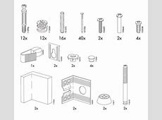 IKEA PAX Wardrobe Replacement Parts – FurniturePartscom