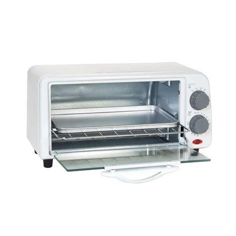 elite cuisine toaster elite toaster ovens cuisine 2 slice toaster oven in white