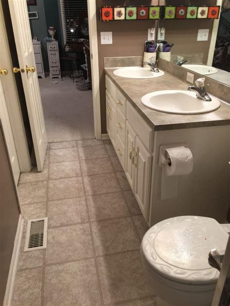 How To Make A Small Bathroom Look Like A Spa by A Small Narrow Master Bathroom