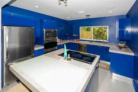 Kitchen Design Ideas For Small Kitchens - 25 blue and white kitchens design ideas designing idea