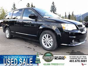 2019 Dodge Grand Caravan For Sale In Canmore  Ab Serving