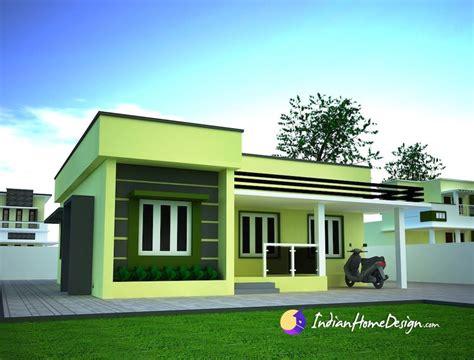 small single floor simple home design niyas plans sketchup
