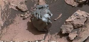 Mars Rover – Curiosity investigates strange unexplained ...