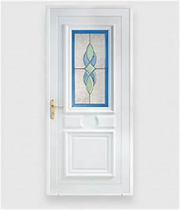 les portes d39entree en pvc d39art et fenetres fabrication With porte d entrée pvc en utilisant fenetre pvc en ligne