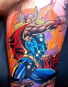 Tattoo - Thor#Pin By:Pinterest++ for iPad# | Tattoos ...