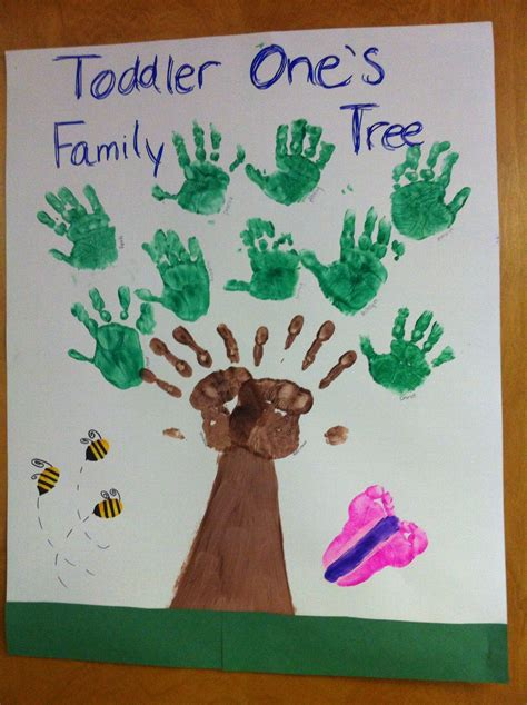 toddler family tree toddler projects 393 | dea09b137a2278296acfc23ee1733282