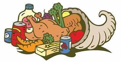 Thanksgiving Drive Clip Clipart Bank Basket Holiday