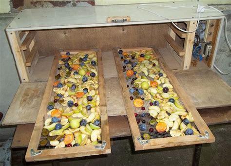 Сушилка для овощей и фруктов своими руками солнечная инфракрасная из подручных элементов