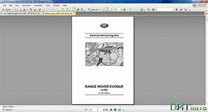 Range Rover Evoque 2014 Wiring Diagram
