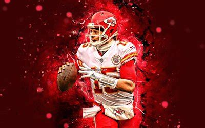 wallpapers patrick mahomes  quarterback