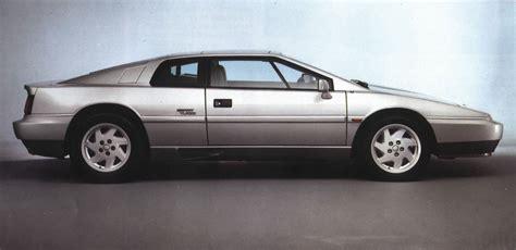 how things work cars 1989 lotus esprit parental controls lotus esprit turbo versus the na