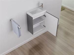 Waschtisch Inkl Unterschrank : badm bel unterschrank tt007 in grau inkl waschtisch alphabad ~ Bigdaddyawards.com Haus und Dekorationen