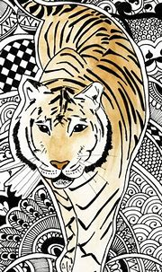 Items similar to Save the Tigers on Etsy