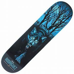 Primitive Skateboarding Primitive Paul Rodriguez Wolf ...