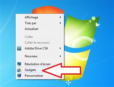 afficher meteo sur bureau windows 7 installer la meteo sur le bureau 28 images comment
