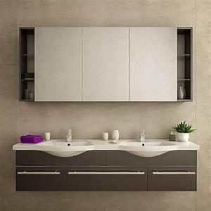 Bad Spiegelschrank Beleuchtet : grado bad spiegelschrank innen beleuchtet online kaufen ~ Frokenaadalensverden.com Haus und Dekorationen