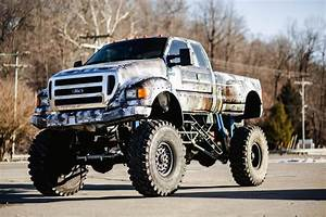 Ford F650 Super Truck Top Gear