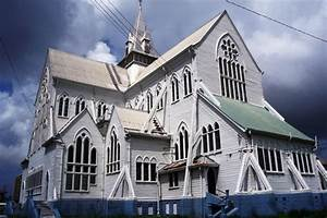 St. George's Cathedral | Guyana City Guide