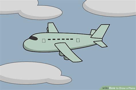 Cartoon Plane Drawing At Getdrawings.com