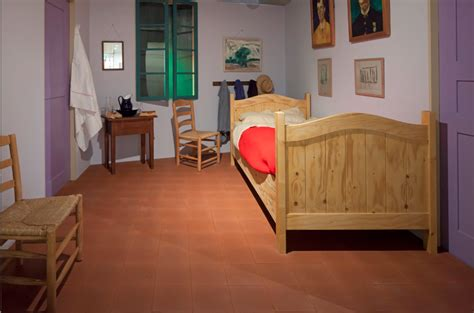 The Bedroom At Arles Analysis by Arts Food 174 Closely Looking At Gogh S Quot Bedroom At