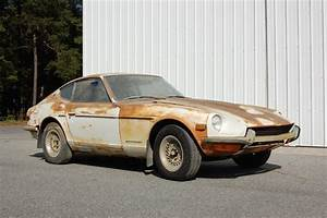 Could You Save This Classic  Manual  Datsun 240z  U0026 39 Barn