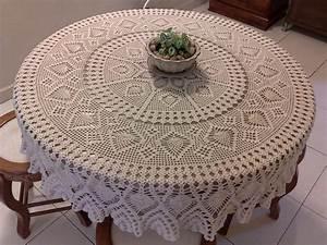 Handmade Doilies And Tablecloths